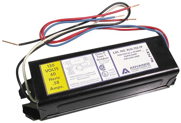 Electrical Ballast Wiring Diagram Fluorescent Starters Ballasts
