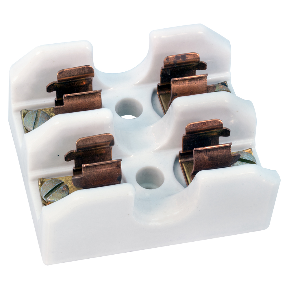 medium resolution of porcelain fuse holder