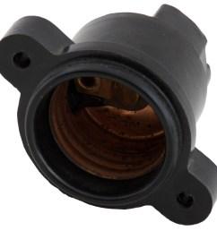 bakelite g e light socket or fuse base [ 1000 x 977 Pixel ]