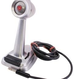 turner low impedance dynamic desk microphone [ 831 x 1000 Pixel ]