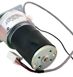 ametek pittman gear motor 24v dc 50 rpm [ 1000 x 847 Pixel ]