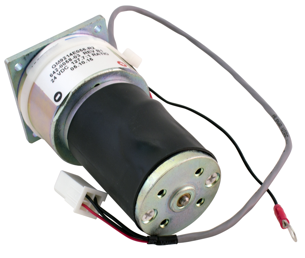 medium resolution of ametek pittman gear motor 24v dc 50 rpm