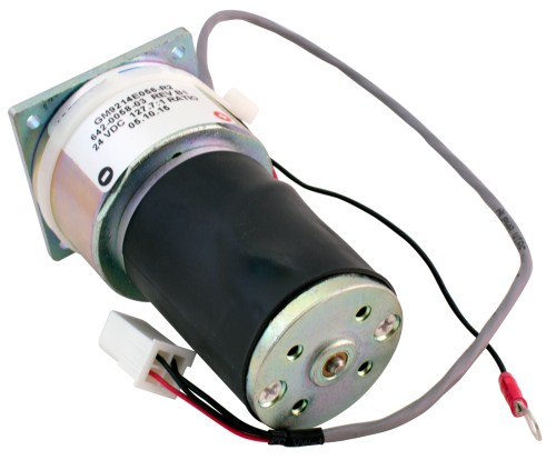 small resolution of ametek pittman gear motor 24v dc 50 rpm