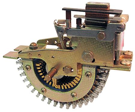 Motorized Switches
