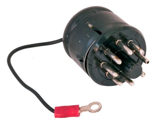 small resolution of octal plug 8 pin enlarge image inside resistors picture of socket apart