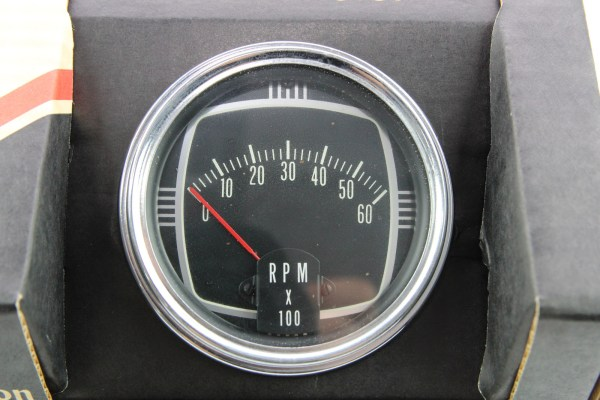 Mercury Tachometer - Year of Clean Water