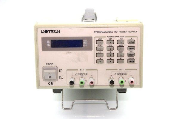 Motech PPS1202 Programmable DC Power Supply 2 channel 18v4a