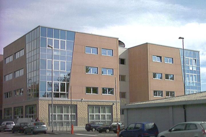 CENTRO SERVIZI BUILDING  via Pavia  Cascine Vica Rivoli