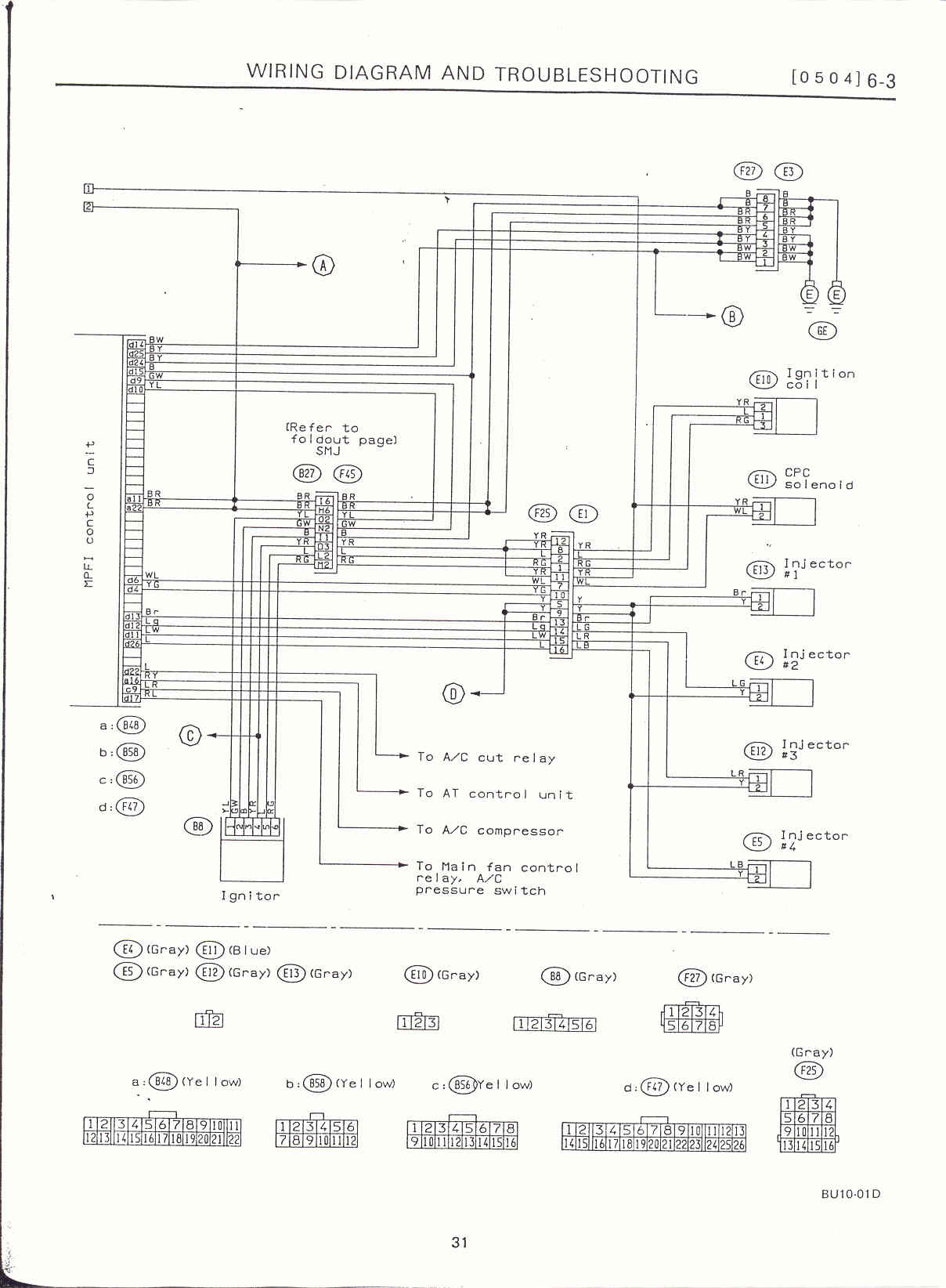 hight resolution of engine electrical page 4 at control page 1 at control page 2 inhibitor switch table