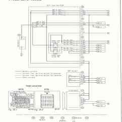 01 Subaru Forester Wiring Diagram 7 Pin Flat Trailer Plug Australia Ecu Electrical Problem Nasioc