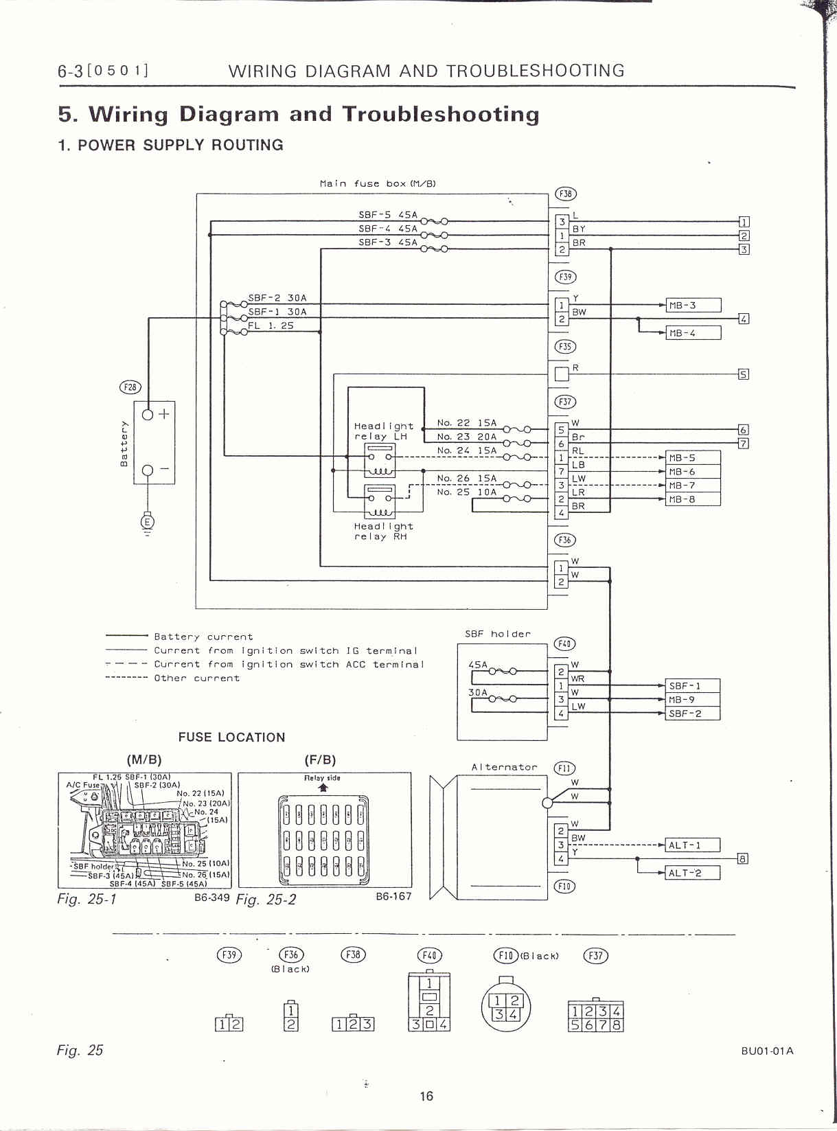 hight resolution of power supply routing page 1