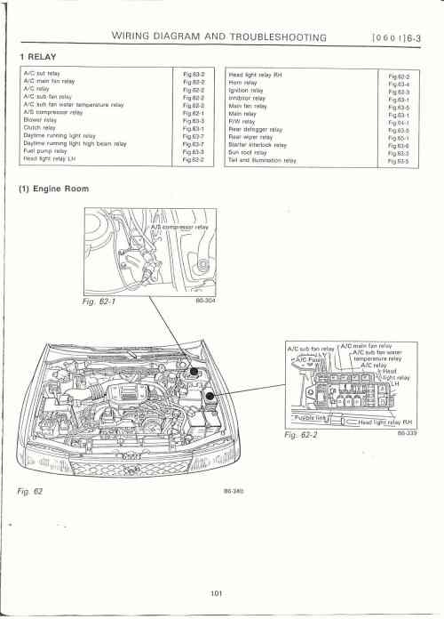 small resolution of 6 3 electrical unit location02 surrealmirage subaru legacy swap electrical info notes subaru outback engine room fuse box
