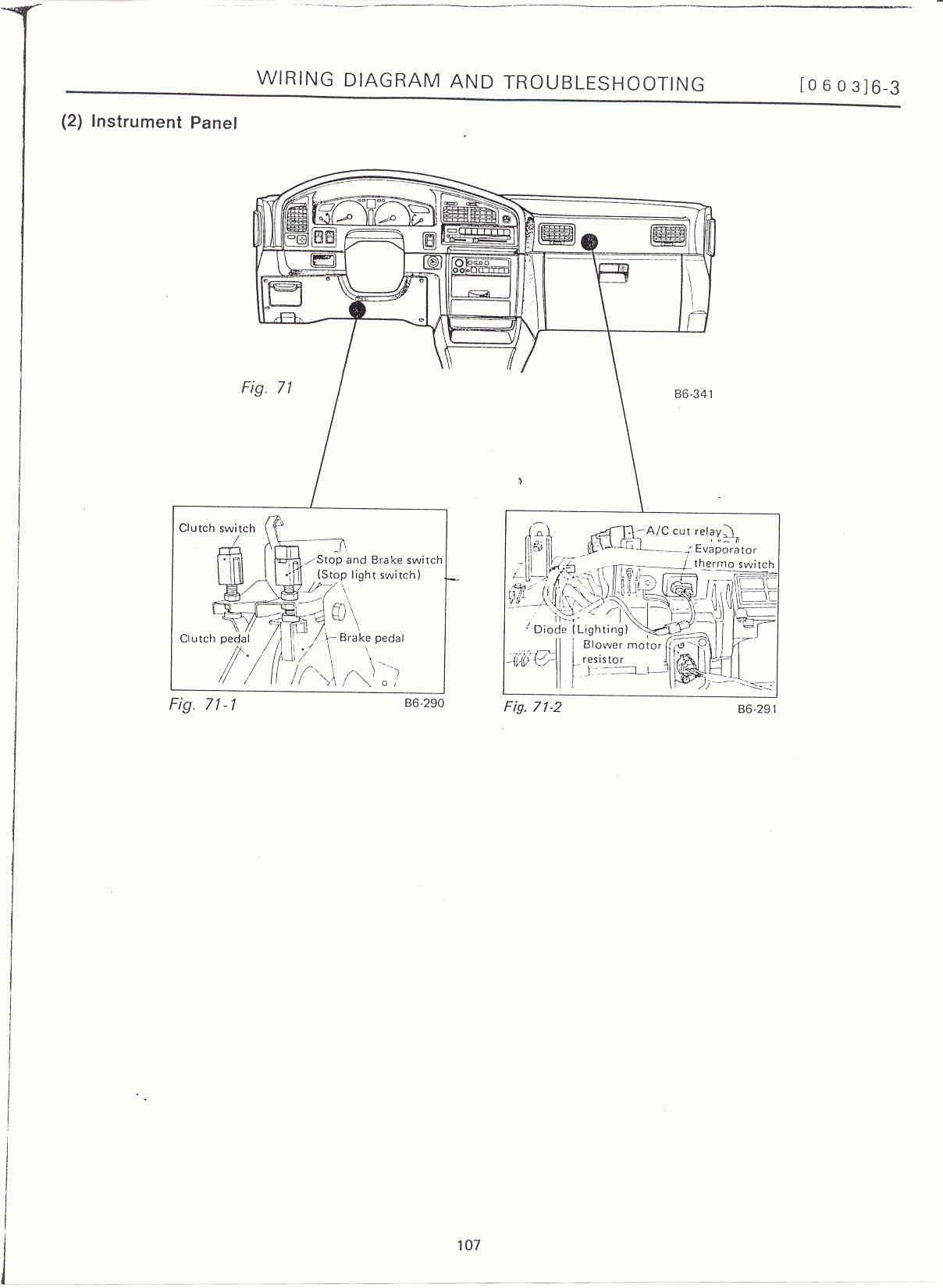 hight resolution of 1991 ford f 150 fuse box diagram and relay