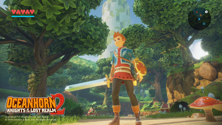 Oceanhorn 2 is looking to be shaping up nicely/Cornfox & Bros.