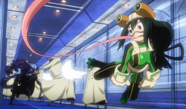"My Hero Academia, Season 2 – Episode 35 – ""Yaoyorozu: Rising"