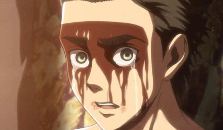 """Attack on Titan Season 3 – Episode 45 – """"Outside the Walls of Orvud"""