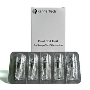 Kangertech Dual Coil