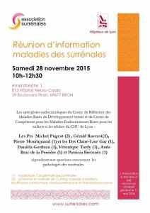 Réunion Lyon 28 novembre 2015