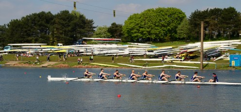 MInt8+ at BUCS regatta