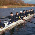 Novice Men at Peterborough lake