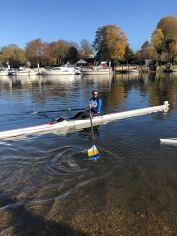Sophie boating for KSBH