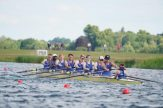 Academic 8+ at Marlow Regatta