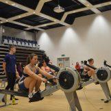 Development Women's Captain Alyssa at BUCS Indoors 2019