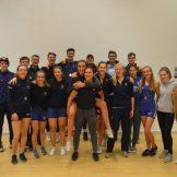 Senior Squad at BUCS Indoors 2019