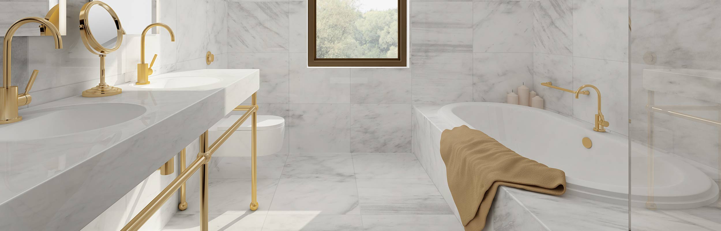 Why Granite Is Perfect For Bathrooms Surrey Marble Granite