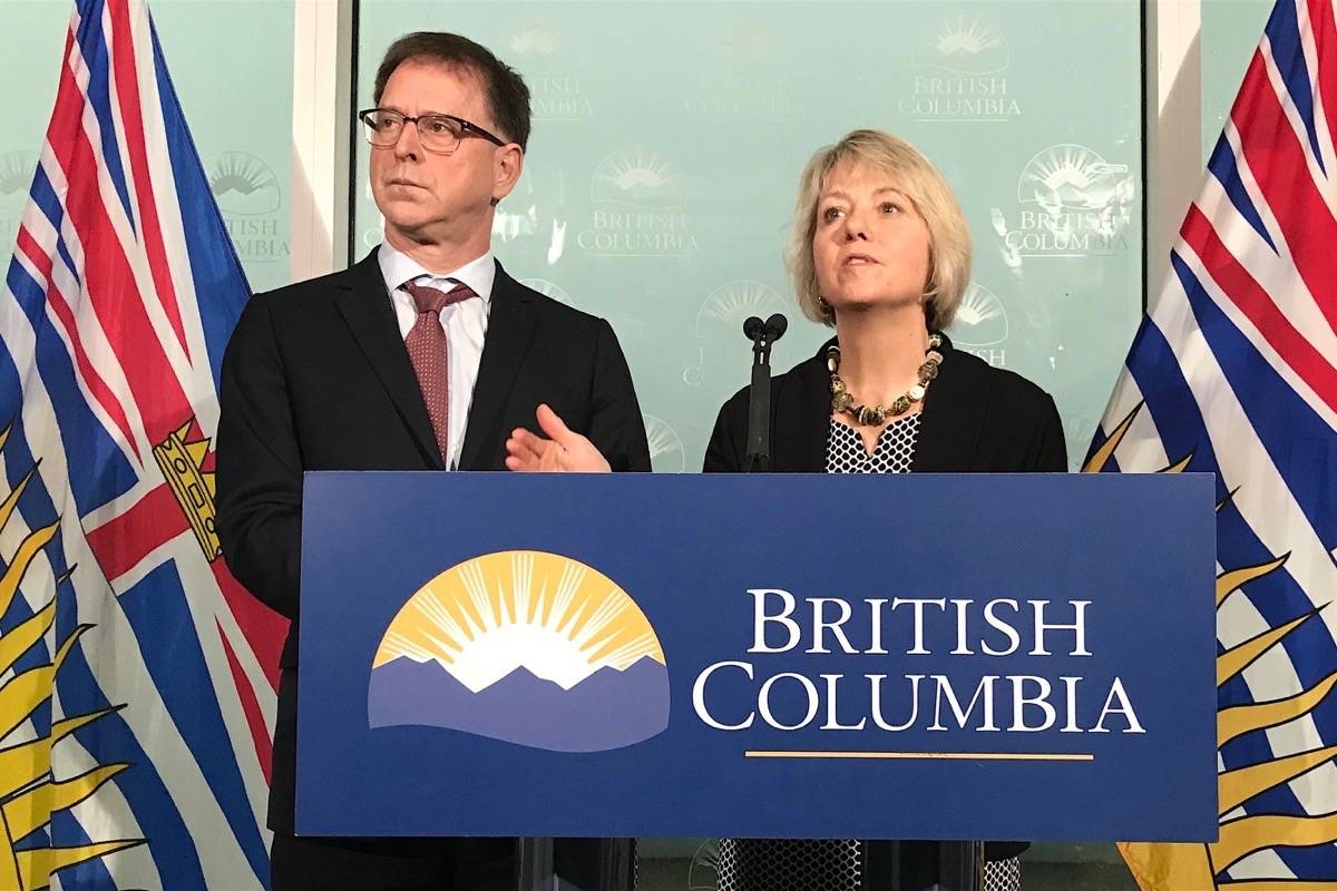 Two B.C. visitors test positive for Wuhan coronavirus, now four ...