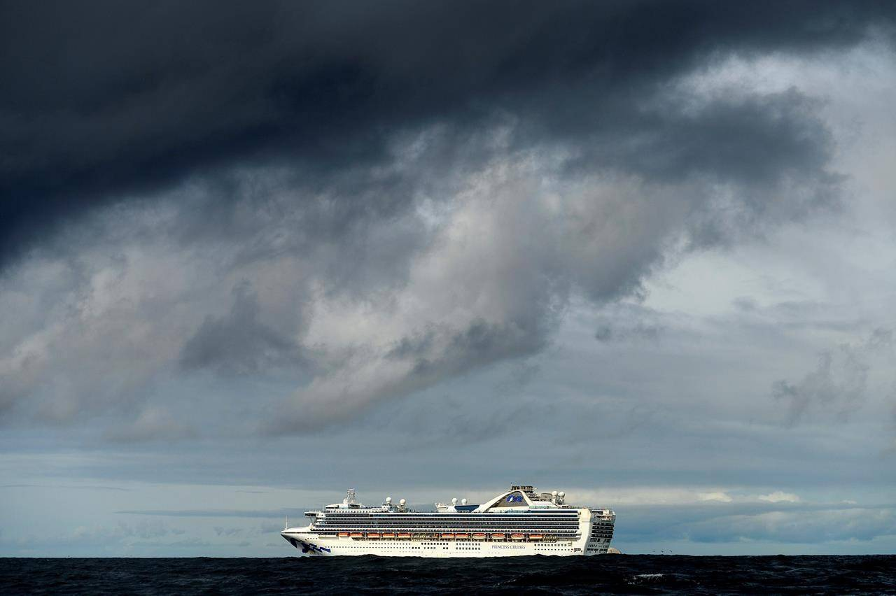 Coronavirus-infected cruise ship carrying Canadians set to dock in ...