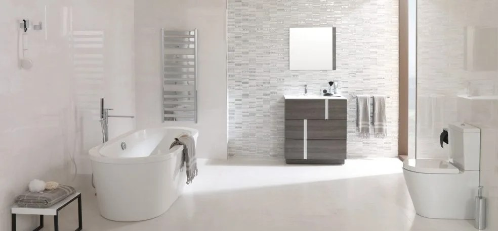 The Essentials Collection The Best Of Porcelanosa At Surrey Tiles Introducing The Essentials