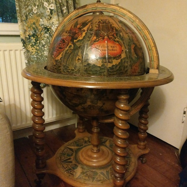Unusual Globe