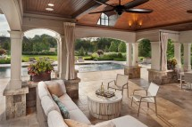 furnishing outdoor living spaces