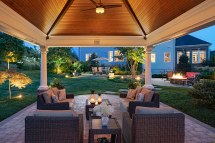 expand living space with outdoor