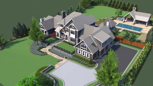 landscape architect & residential