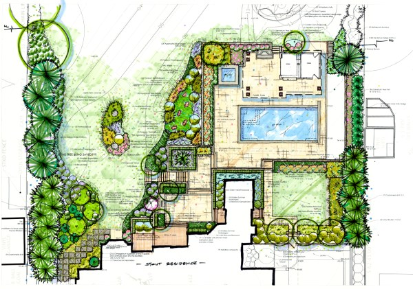 landscape architect & residential