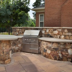 Grill For Outdoor Kitchen Small Pantry Cabinet Everything You Need To Know Plan Your Outside Surrounds Station Patio