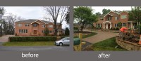 Three Welcoming Front Yard Landscape Designs   Surrounds ...