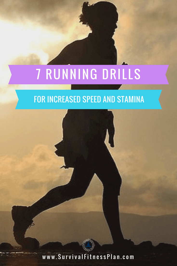 Pin, 7 Running Workouts to Increase Speed and Endurance, Survival Fitness Plan Parkour Training