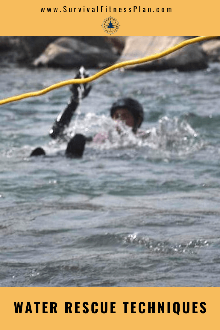 Pin, Basic Water Rescue Training Online, Survival Fitness Plan