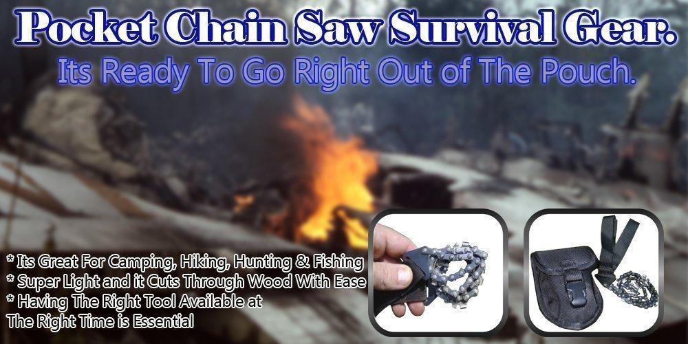 survival chain saw