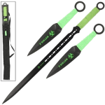 Zombie Killer Ninja Sword Throwing Knife Set