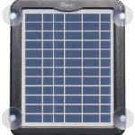 Solar Battery Charger Car