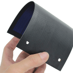 JIANG Portable Flexible Solar Panel