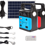 UPEOR Solar Generator Lighting System