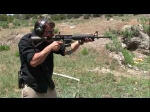 Jared waltz Riffle Gun Training