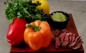 Ingredients Paleo Nachos