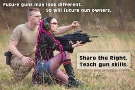 teach a liberal to shoot