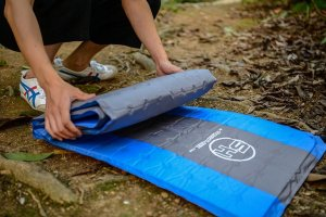 Survival Hax Self Inflating Sleeping Pad Review